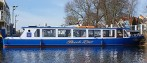 Czarter statku pasażerskiego Marika Paech, pod wycieczki komercyjne
