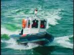 Czarter łodzi roboczych, łódź pontonowa