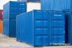 Transplanner - kontenery magazynowe, morskie 20DV odnowione - wynajem