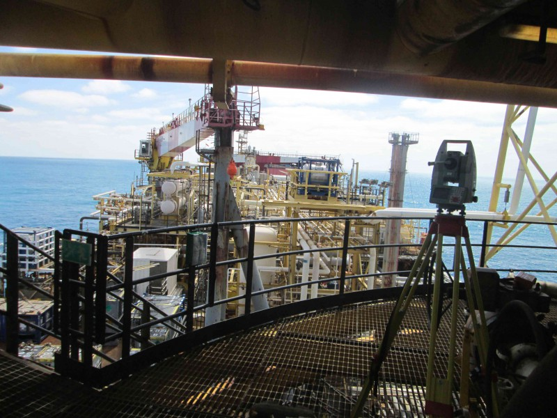 DIMENSIONAL SURVEYS POLAND - SERVICES FOR SHIPBUILDERS AND OFFSHORE INDUSTRY