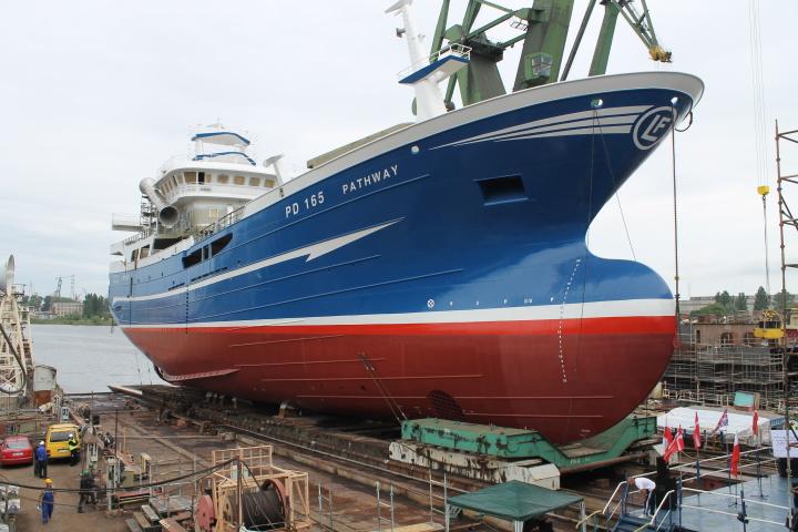 Nauta launched next fishing vessel