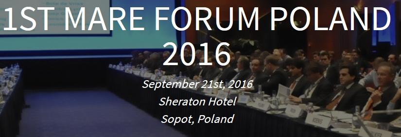 1st Mare Forum Poland 2016