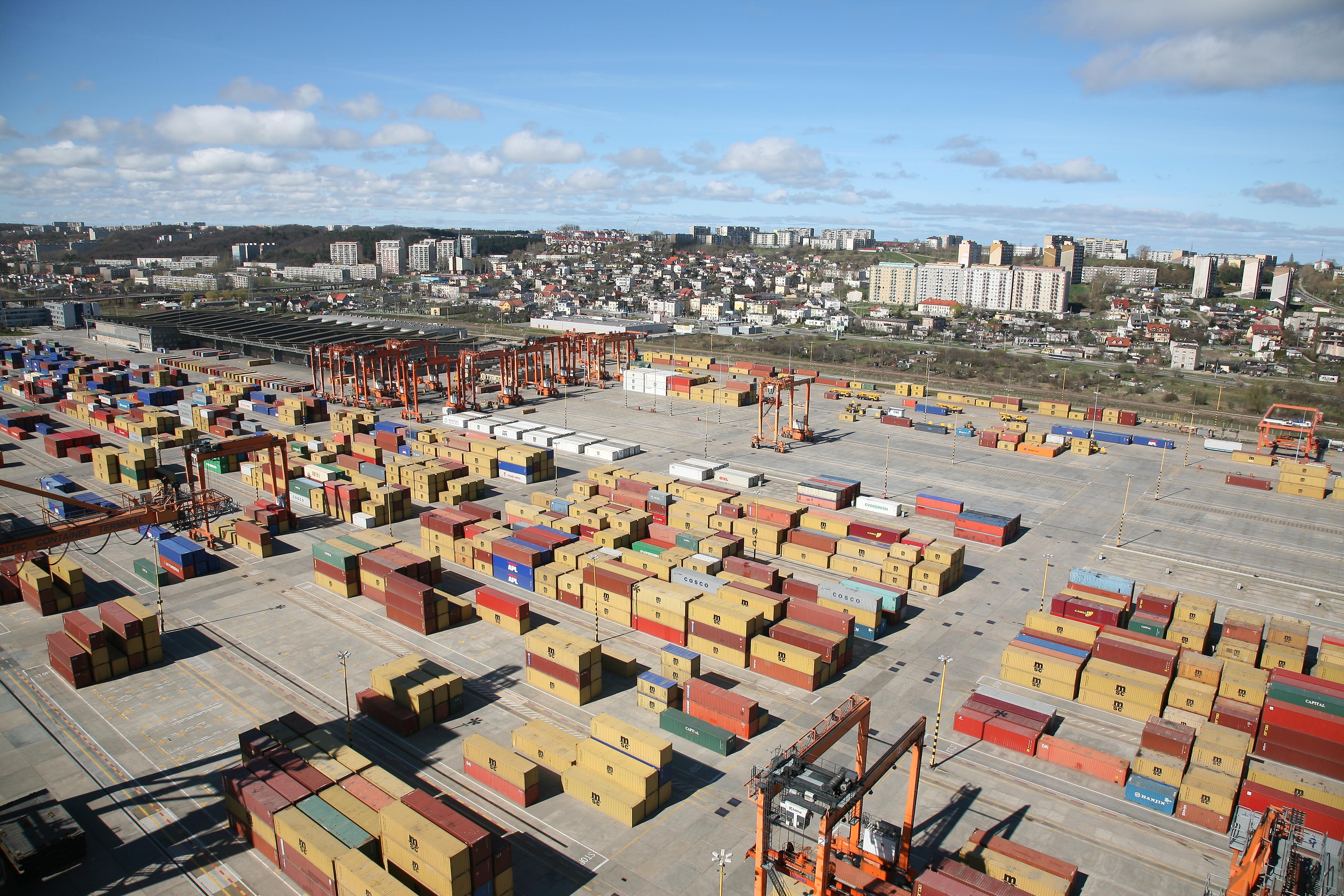 Rada Interesant W Portu Gdynia Przeciwna Ograniczeniu