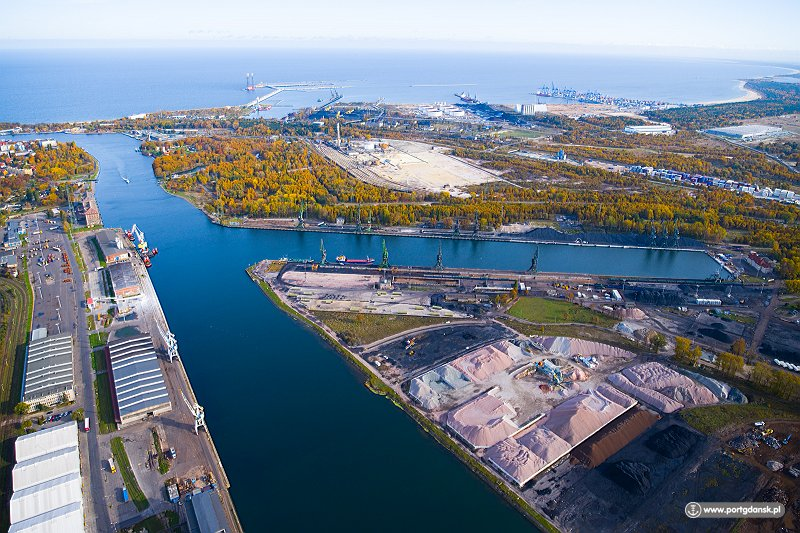 Investments in land access infrastructure at the Port of Gdansk totalling EUR 30 million are coming soon