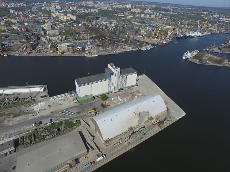 Nine months of growth in the Ports of Szczecin and Świnoujście