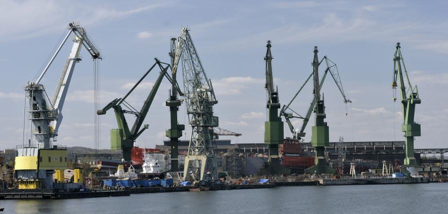 Znalezione obrazy dla zapytania stocznia gdańsk