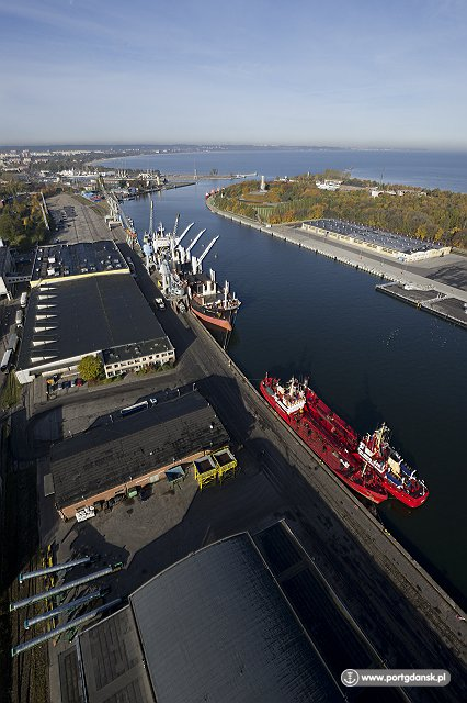 Port of Gdansk will expand the Oliwskie Quay