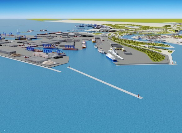 Rapidly growing Polish ports with new projects in 2018