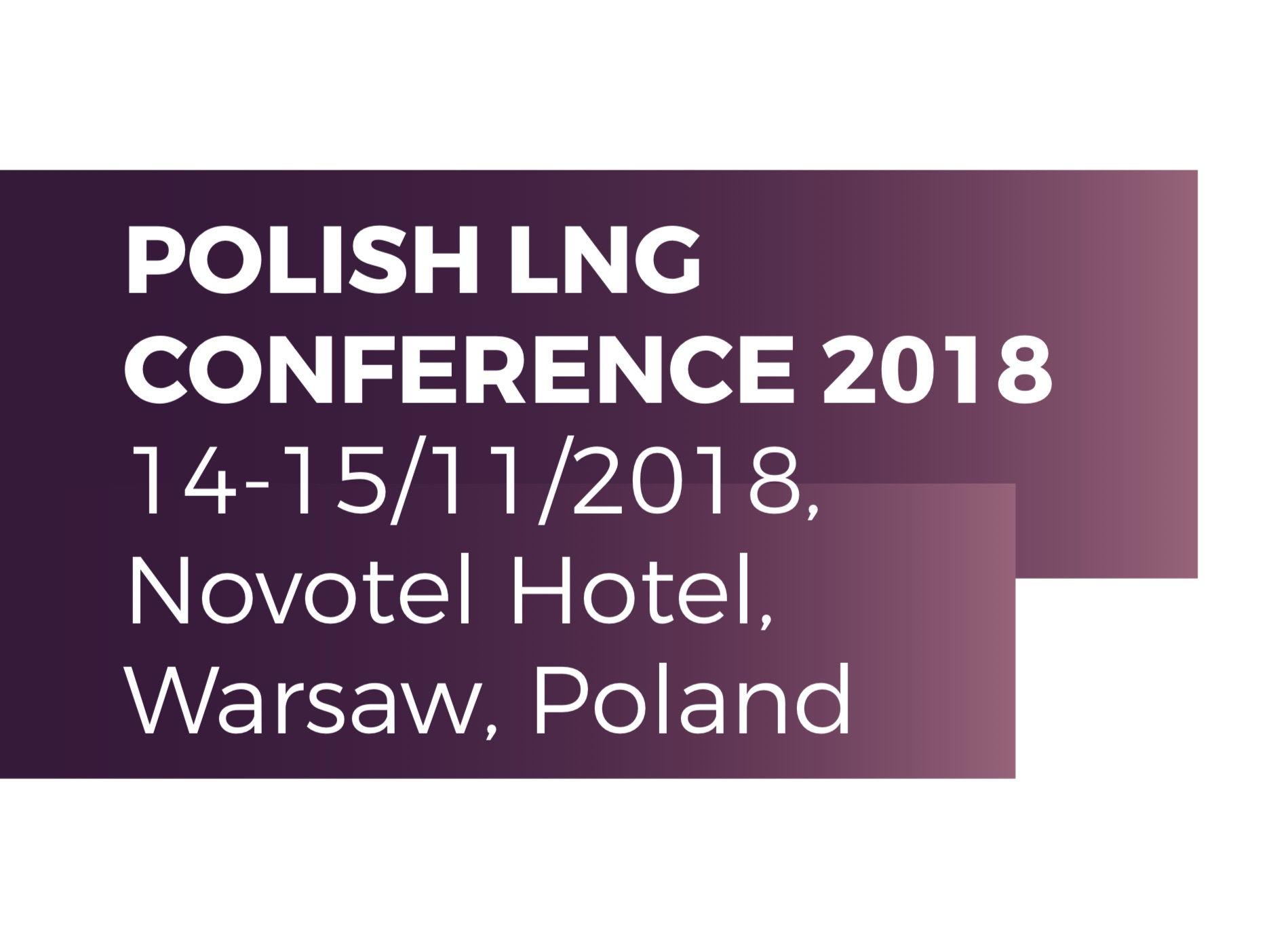 Polish LNG Conference – less than a month left
