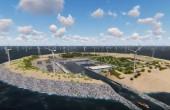 Sztuczna wyspa na Morzu Północnym ma dostarczać energię do Europy