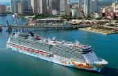 Jeden z największych statków wycieczkowych świata już w czerwcu w Porcie Gdynia