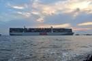 Do Gdańska w środę przypłynie największy kontenerowiec świata