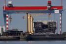 Francja i Włochy blisko porozumienia w sprawie sprzedaży stoczni STX France