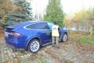 Świnoujście: Policja odnalazła samochód skradziony z parkingu Straży Granicznej