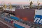 Remontowa wydłuża statki dla Finnlines. Zobacz, jak to się robi w polskiej stoczni (wideo)