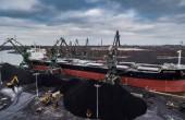 Do PGE zawinął pierwszy w historii tej spółki Panamax. Na pokładzie kanadyjski węgiel (foto, wideo)