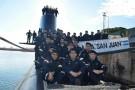 Argentyna: Dowódca marynarki wojennej odwołany po zaginięciu okrętu podwodnego