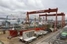 Mniejsze stocznie z Korei Południowej zagrożone upadkiem
