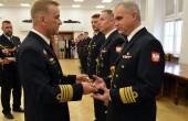 Wyróżnienia dla marynarzy z okazji Święta Marynarki Wojennej