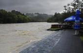 Małopolskie: Z powodu ulew nieczynny do odwołania spływ przełomem Dunajca