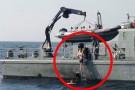 Brytyjka wypadła ze statku. Została uratowana po 10 godzinach spędzonych w wodzie