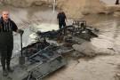 Na plaży w Stegnie odnaleziono niemiecki samolot z czasów II wojny światowej (wideo)