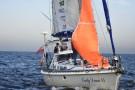 Lady Dana 44 po rejsie dookoła świata zacumowała w Gdyni