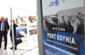 """""""Jedno z najpiękniejszych miast odrodzonej Rzeczypospolitej"""". Wystawa o Porcie Gdynia w Sejmie (foto)"""