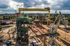 MON: połączenie stoczni Gryfia i Stoczni Szczecińskiej nie jest obecnie planowane