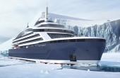 Ruszyła budowa pierwszego polarnego wycieczkowca z napędem LNG w stoczni Vard