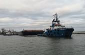 Olbrzymi barko-ponton zniknął z centrum Gdyni. Wiemy, co się z nim stało (foto)