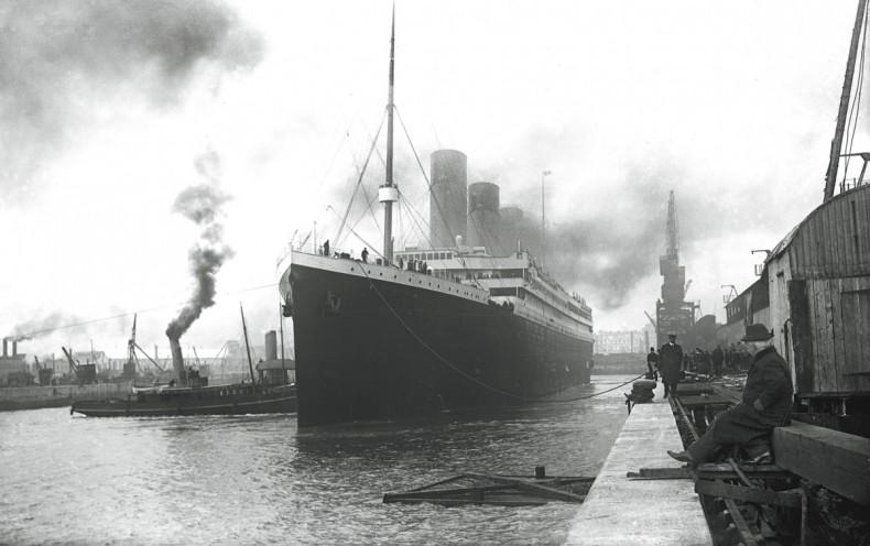 """Na  """"Titanicu""""  byli  pasażerowie z Polski - GospodarkaMorska.pl"""