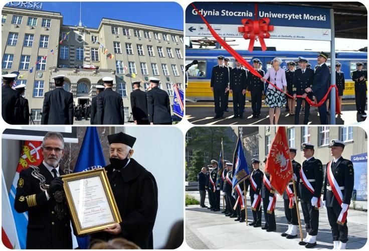 Sto lat Uniwersytetu Morskiego - GospodarkaMorska.pl