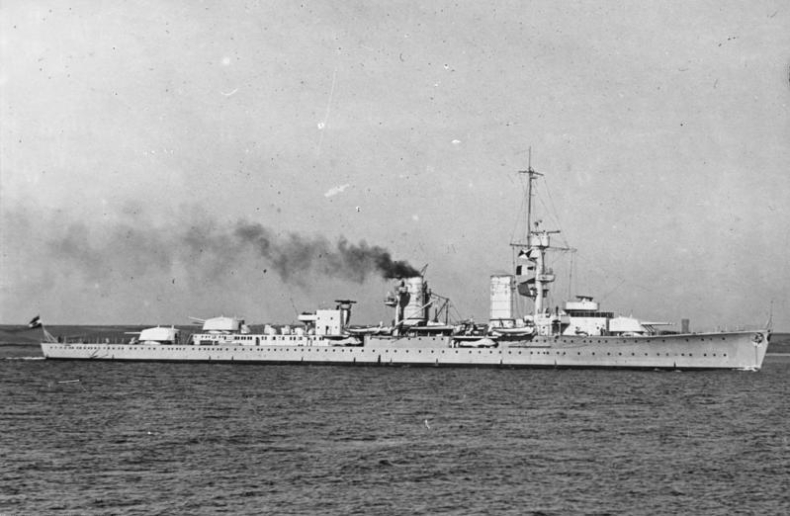 W Norwegii zidentyfikowano wrak niemieckiego okrętu wojennego Karlsruhe - GospodarkaMorska.pl