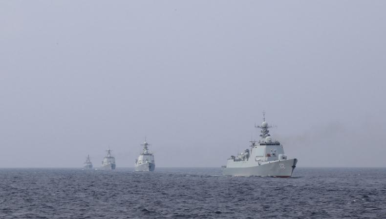 Działania Chin w Cieśninie Tajwańskiej usprawiedliwione? - GospodarkaMorska.pl