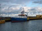 Produkcja i modernizacja kutrów rybackich.