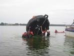 Warsztaty z jachtowych technik ratunkowych