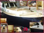 Jacht aluminiowy motorowy 11 m