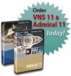 Nowa wersja Admiral i VNS 11