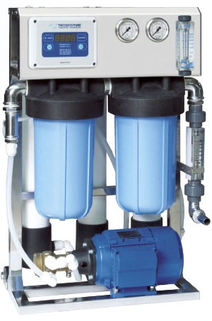 WATERMAKERS, MARINE SEWAGE TREATMENT PLANTS, WATER FILTRATION