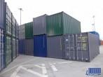 LOGICO oferuje używane i nowe kontenery 20DV/40DV/40HC