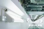 KRULEN - oprawa FULDA LED IP 69K do kanałów montażowych