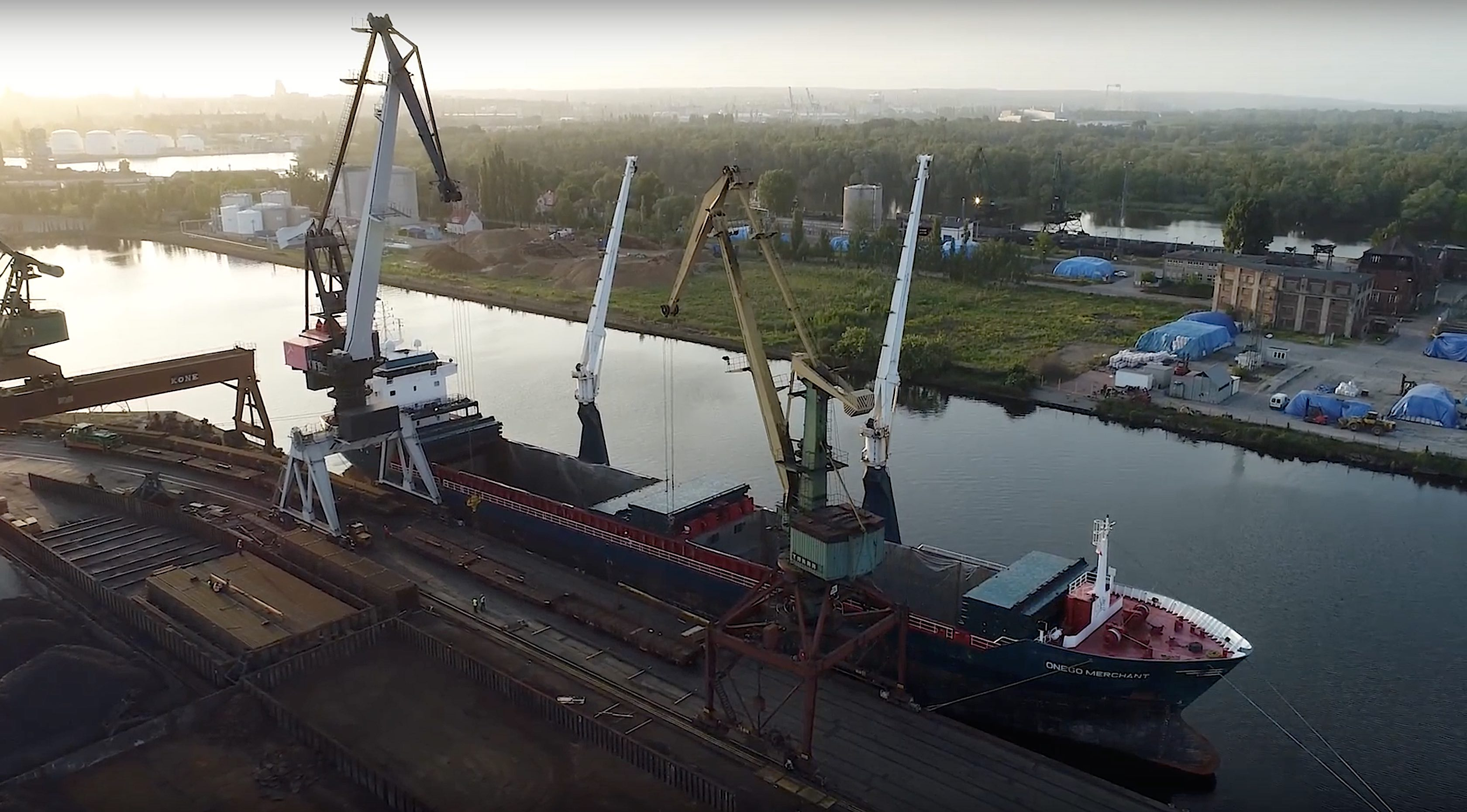 Polish Szczecin is top bulk terminal in new BIMCO report