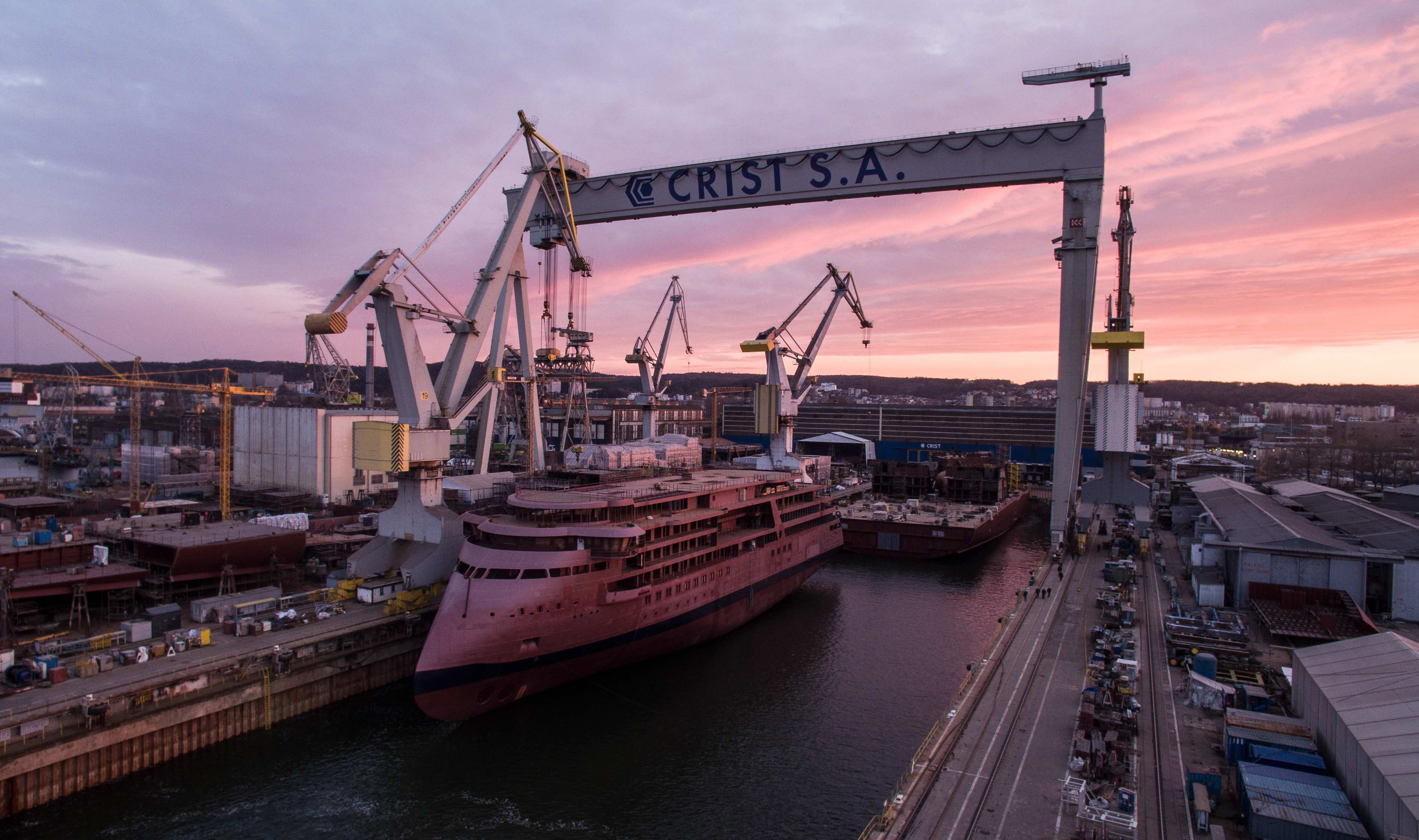 Overview of the Polish shipbuilding export market