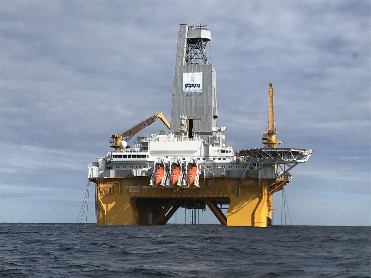 PGNiG commenced drilling for the first time as an operator on a field in Norway