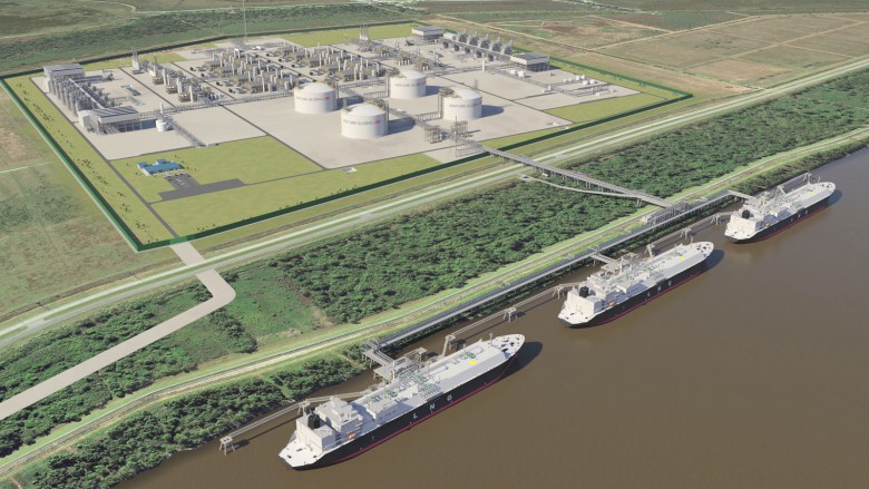 Venture Global LNG granted permission to build the Plaquemines terminal