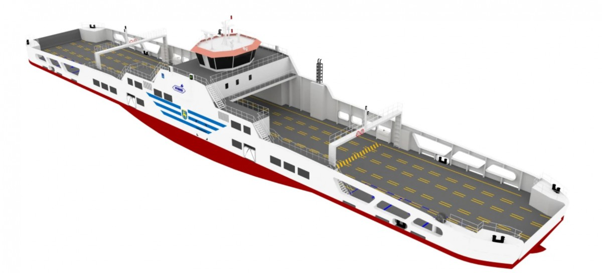 Polish shipyard Crist won the order for the Elektra 2.0