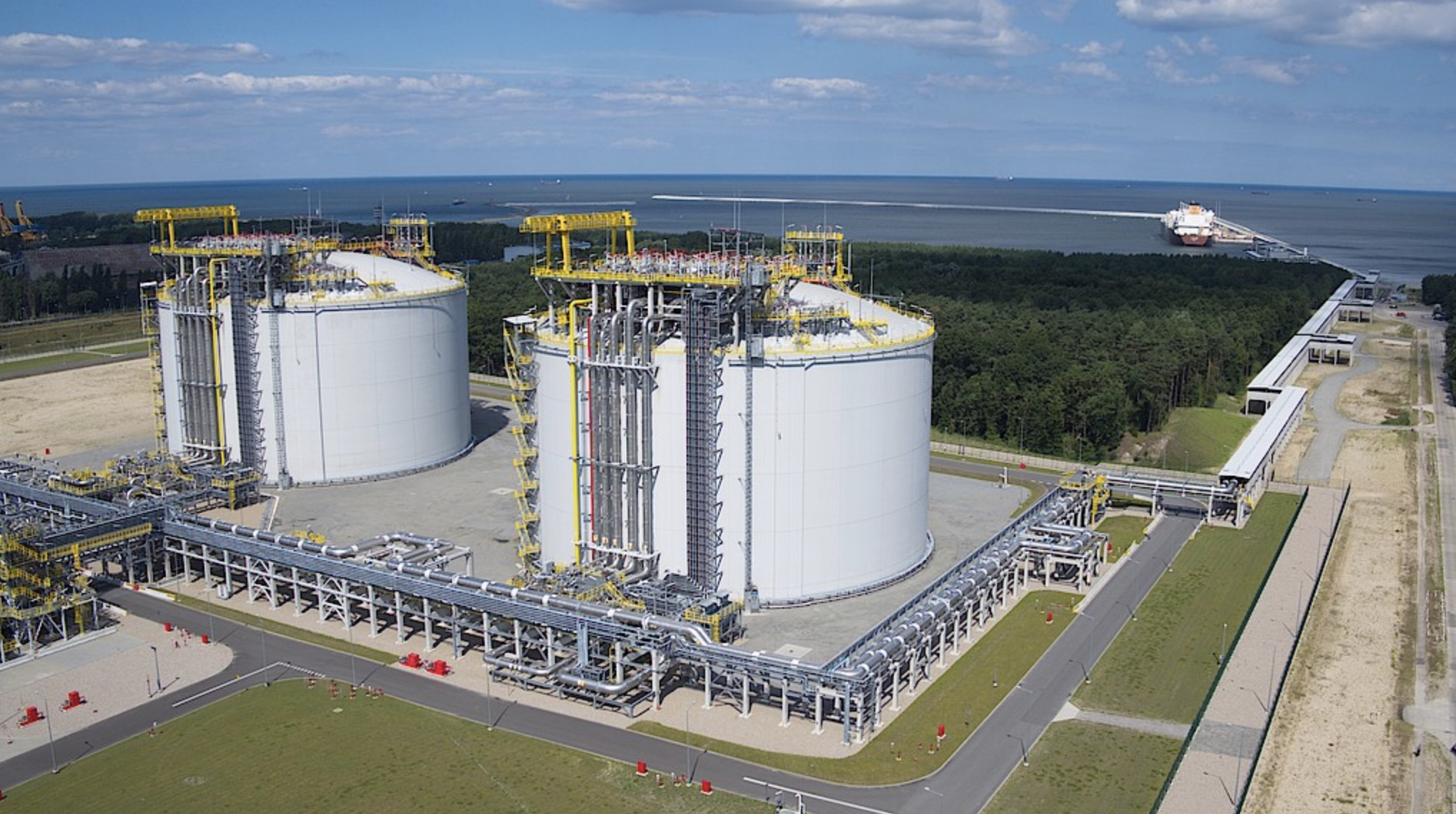 Contract for the extension of the Świnoujście LNG Terminal has been signed