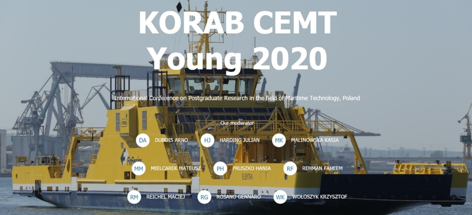 """""""KORAB CEMT Young 2020"""" conference gathered not only European attendees"""