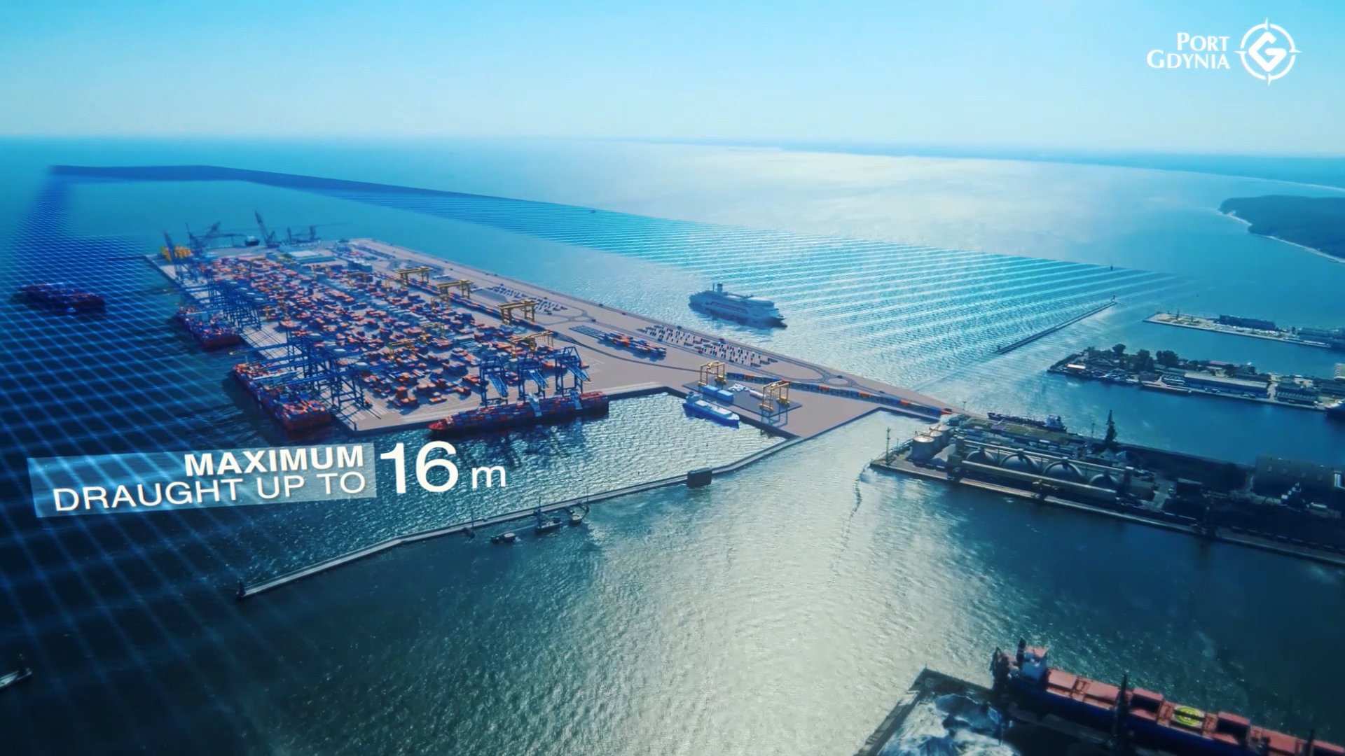 PLN 167 million of EU support for investments in seaports
